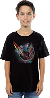 Marvel niños Guardians of the Galaxy Neon Yondu Camiseta