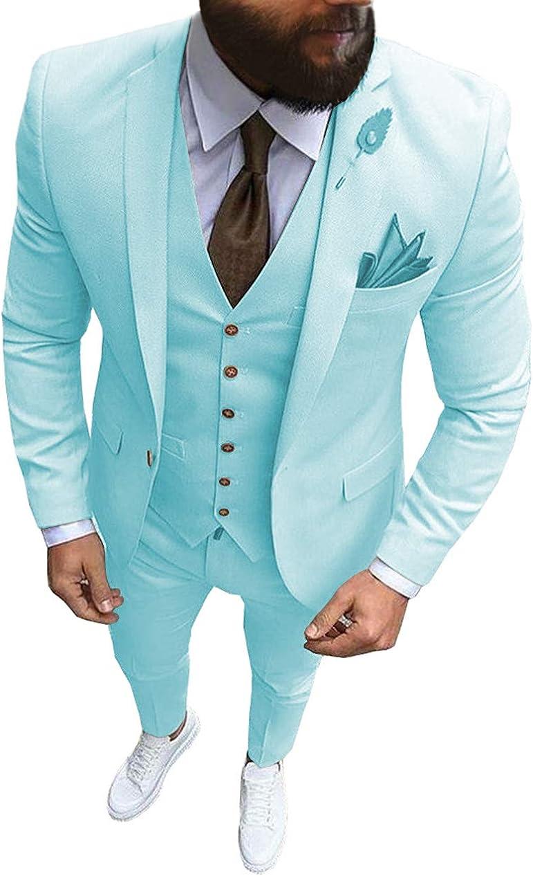 Gift for Him Men Groom Groomsmen Shirts Purple Formal Men/'s Shirt Cotton Slim Regular Fit Shirts for Wedding
