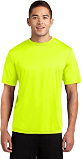 Safety Yellow Tee Shirts