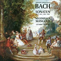 Bach, J.S.: Sonaten for Guitar