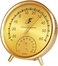 Higrometro Digital Termometro Higrometro Digital Relojes Jardin Hogar Higrómetro Doméstico Medidor De Temperatura Y Humedad Interior Cuarto De Bebé Almacén De Acero Inoxidable