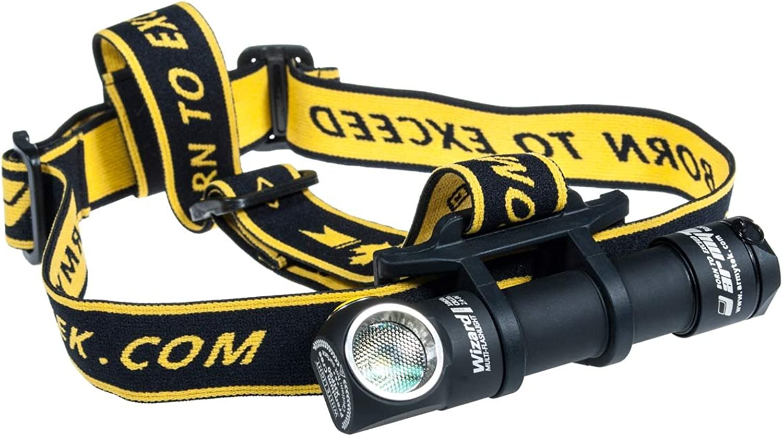 Armytek Wizard Pro Pro Pro v3, 5500k LED Stirnlampe akkubetrieben 1800lm F05501SC B01N3088OB | Perfekt In Verarbeitung  f16d1e