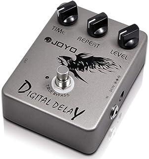 JOYO JF-08 Digital Delay Effect Pedal for Electric Guitar...