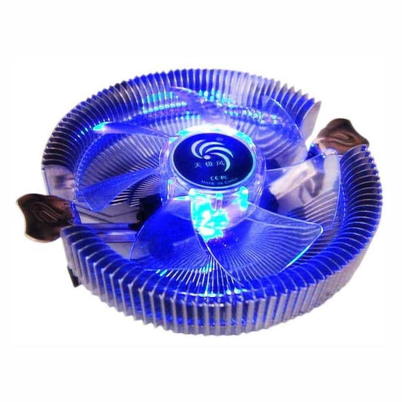KRPENRIO Multi-Platform CPU heatsink with LED