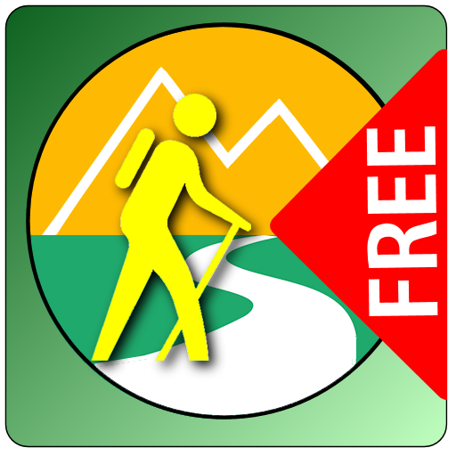 Trace My Trail Free (hiking, trekking and outdoor app)