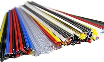 ABS/PP/PE/PPR/PVC Plastic Welding Rods Soldering Electrodes for Automotive Car Bumper Repair Tools Welder Machine Sticks Bar Grey PVC