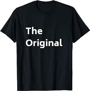 The Original Tshirt