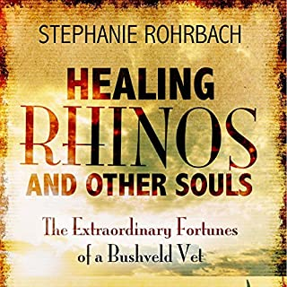 Healing Rhinos and Other Souls audiobook cover art