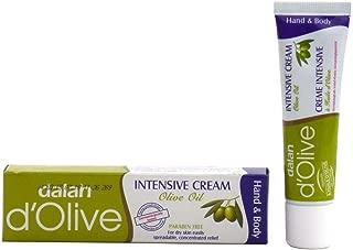 Dalan D'Olive Intensive Care Cream, Green, 1.69 Fluid Ounce
