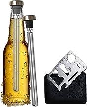 Original Regalo 2 Enfriadores de Botella Cerveza y Abridor M