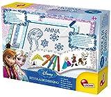 Lisciani Giochi, 47833, Frozen escuela de dibujo, juego infantil , color/modelo surtido