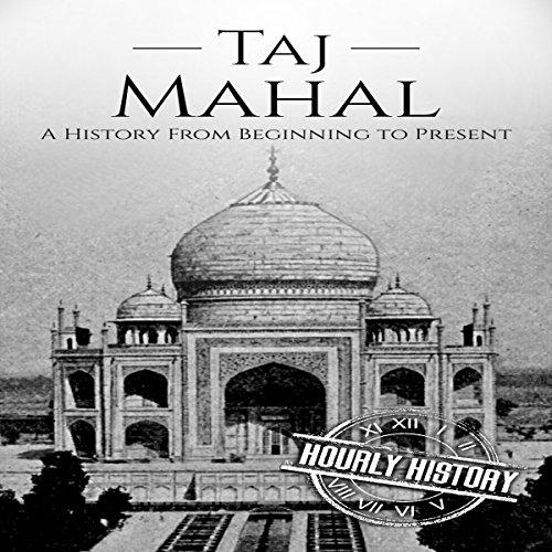 Taj Mahal audiobook cover art