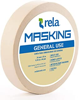 rela General Use Masking Tape, 1.88-Inch by 60-Yard (1