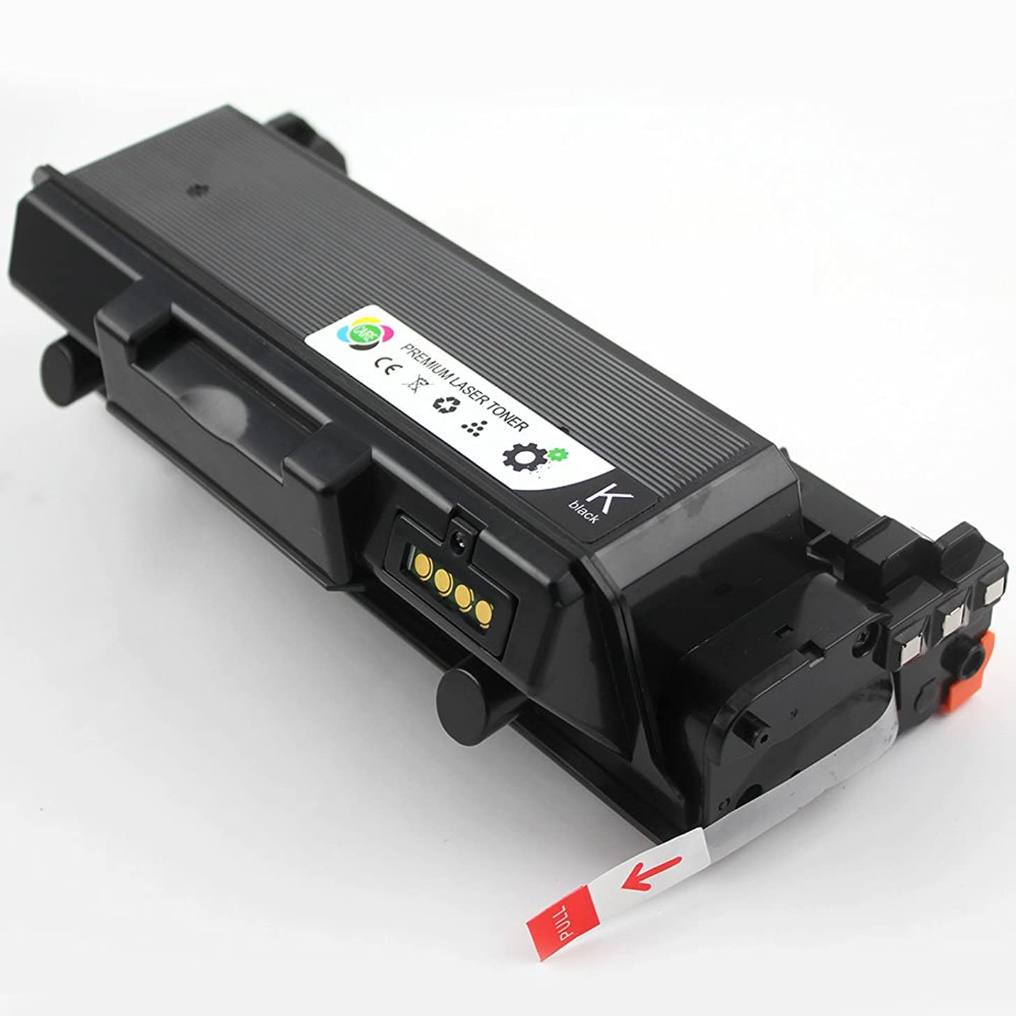 15,000 Pages Caire(TM) Laser Black Toner Cartridge Compatible for Xerox Phaser 3330, WorkCentre 3335, WorkCentre 3345 Printer ( 3330: 15K )