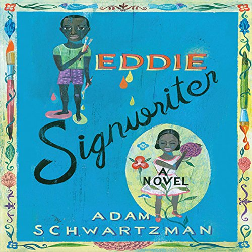 Eddie Signwriter audiobook cover art