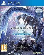Monster Hunter World - Iceborne Master Edition - PlayStation 4