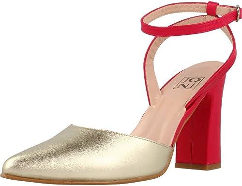 JONI Sandalen Sandaletten, Farbe Blau, Marke, Modell Sandalen Sandaletten 15500 Blau
