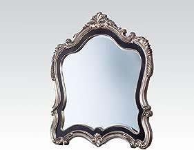Acme Furniture 20544 Chantelle Mirror, Antique Platinum