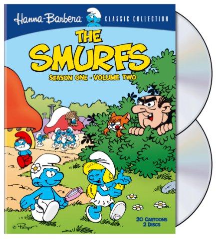 The Smurfs: Season 1, Vol. 2