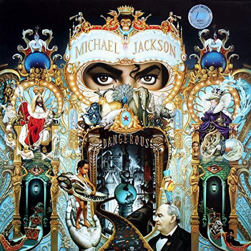 Michael Jackson - Dangerous - Epic - 465802 1, Epic - EPC 465802 1