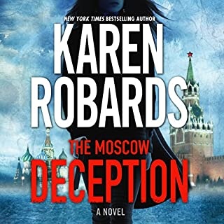 The Moscow Deception audiobook cover art