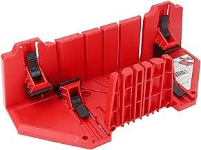 Caja de sierra de inglete, gabinete de sierra de inglete, herramienta de corte de caja de gabinete, industria de yeso de madera multifunción para baldosas de madera