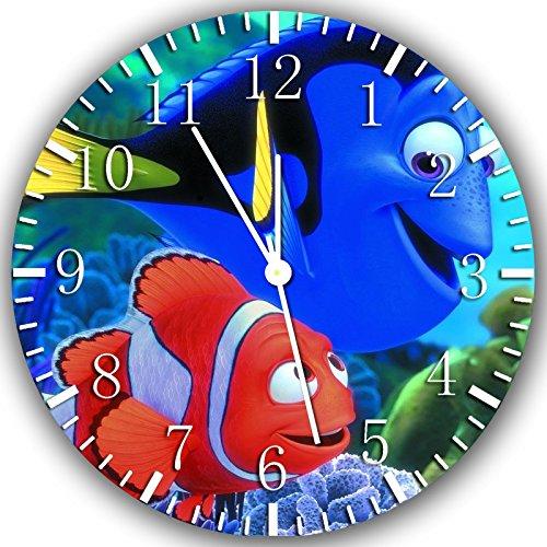 Ikea Disney Findet Nemo Wanduhr, 25,4 cm, tolles Geschenk und Wanddekoration Z141