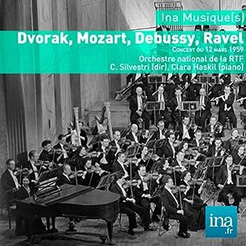 Dvořák - Mozart - Debussy - Ravel