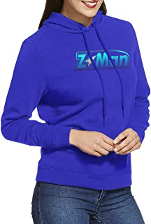 DGGE Z-Man Womens Hoodies Sweatshirts Clothing and Sports