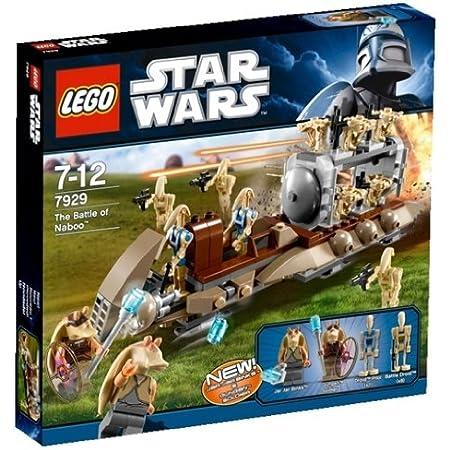 レゴ (LEGO) スター・ウォーズ ナブーの戦い 7929