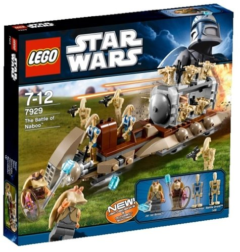 Lego 7929 - Star Wars™ 7929 The Battle of Naboo™