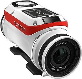 Tomtom Cámara de acción Bandit, Bandit Action Camera, Blan