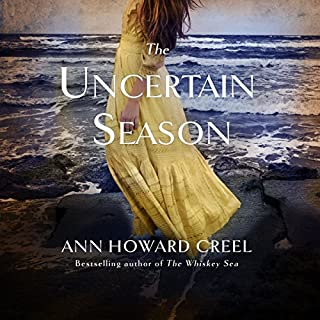 The Uncertain Season audiobook cover art