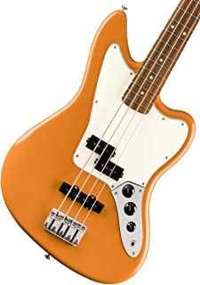 Fender Player Series Jaguar Bass - Pau Ferro - Capri Orange