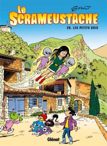 Le Scrameustache - Tome 28: Les petits gris