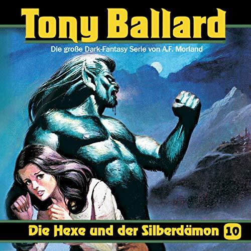 Die Hexe und der Silberdämon cover art