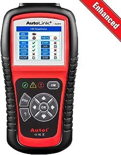 Best Autel AutoLink AL519 OBD2 Scanner Enhanced Mode 6 Car Diagnostic Tool Check Engine Code Reader CAN Scan Tool, Advanced Ver. of AL319 Review