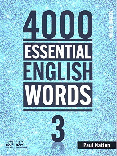 4000 ESSENTIAL ENGLISH WORDS 3: Student Book W/ STUDENT DIGITAL MATERIALS 2nd edition