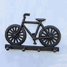 YWH-WH Wall Decoration European And American Retro Wrought Iron Bicycle Decoration Hook