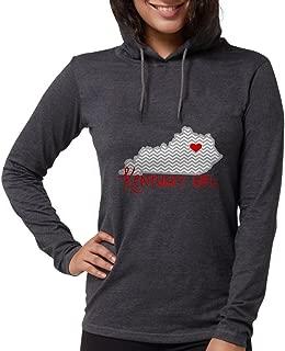 KY Gir Long Sleeve T-Shirt - Womens Hooded Shirt