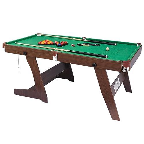 Sensational 6Ft Snooker Tables Amazon Co Uk Download Free Architecture Designs Embacsunscenecom