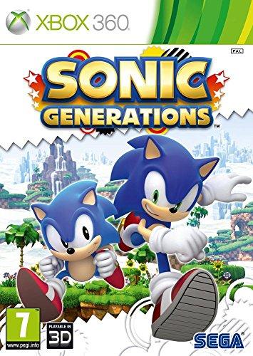 Sonic Generations [XBOX360]