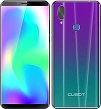 4G Unlocked Smartphone, Cubot X19, 5.93 inch FHD, Android 9.0, 4GB+64GB, Dual SIM, 4000mAh, 8MP+16MP, Face Unlock Finger Print (Gradient)