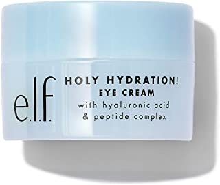 e.l.f. Cosmetics Illuminating Eye Cream, Hydrates the Eye Area and Minimizes Dark Circles, 0.49 Ounces