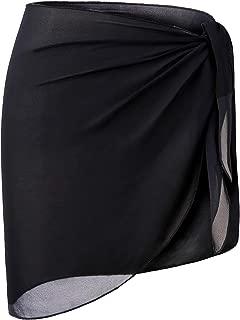 Best black beach sarong skirt Reviews