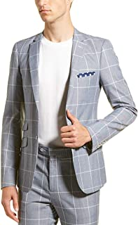 Mens Kingsland Skinny Fit Sport Coat, 40