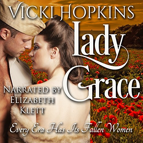 Lady Grace audiobook cover art