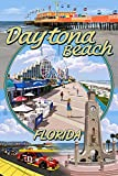 Daytona Beach, Florida - Daytona Beach Montage (12x18 Art Print, Wall Decor Travel Poster)