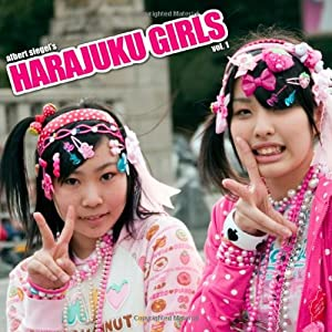 Albert Siegel's Harajuku Girls