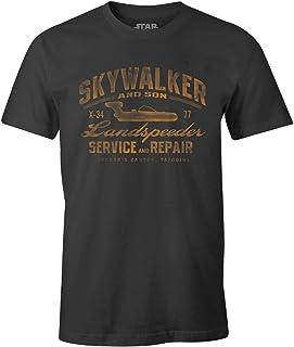 T-Shirt Star Wars - Skywalker Landspeeder Repair